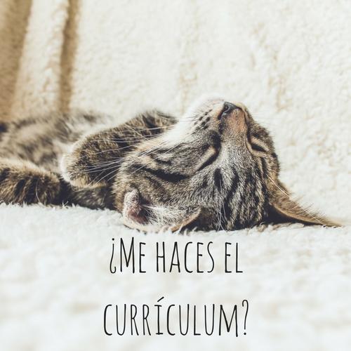 ¿Me haces el currículum_